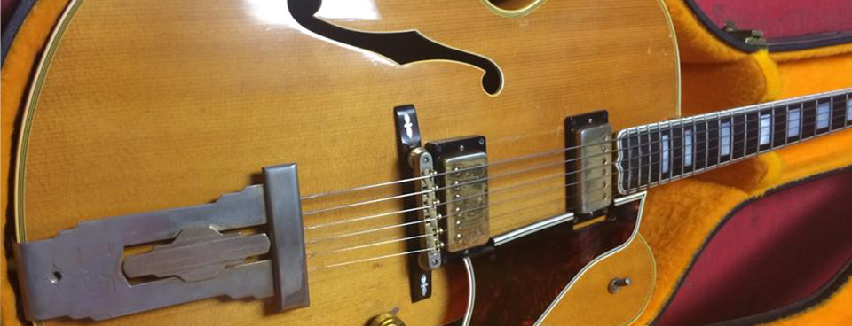 Paul Brown 57 Gibson L5