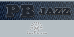 Paul Brown Jazz - True Fire Logo